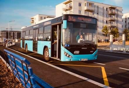 FOTO O nouă linie STB a fost înființată în Sectorul 4