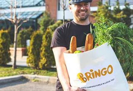 Carrefour Supermarket Online se mută în aplicația Bringo