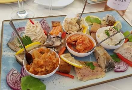 Review restaurant George Butunoiu: Corabia Doripesco