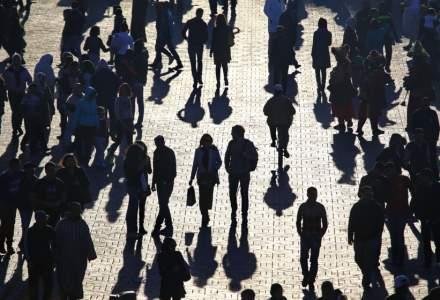Populația României a scăzut cu aproape 10.000 de locuitori în ultimul an