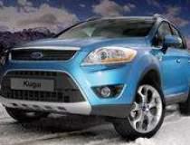 SUV-ul Ford Kuga pe benzina...