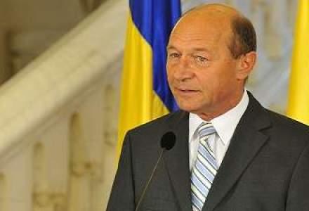 """Basescu acuza """"agresiuni"""" ale unor parteneri din UE: Realitatea de fapt sa fie cea de drept"""
