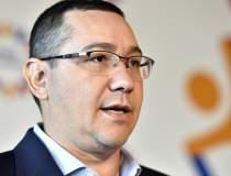 Victor Ponta anunță eșecul...