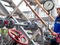 Producția de gaze din UE a...