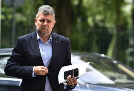 Marcel Ciolacu: Leonardo Badea este una din variantele de premier, dacă moţiunea trece