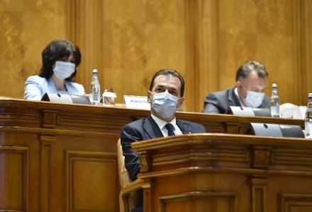 Orban, despre moţiunea de cenzură: Ca parlamentari, nu participăm la această ''poţiune de cianură''; ca Guvern, va trebui să fim prezenţi
