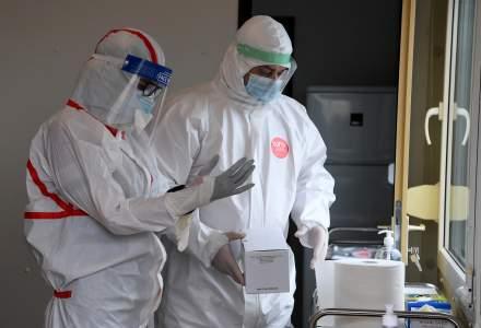 Bucureşti, Vaslui, Iaşi şi Prahova, cele mai multe cazuri nou confirmate de coronavirus