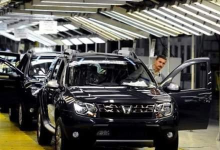 Uzina Dacia produce 1.313 vehicule pe zi, producție adaptată permanent la cererea pieței