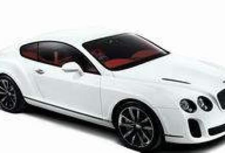 Bentley va produce cel mai rapid model al sau, de 630 CP, Continental Supersports