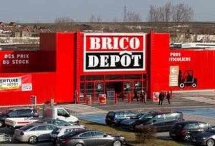 """Kingfisher deschide primele magazine Brico Depot in primavara: de unde vor """"cadea"""" siglele Bricostore"""