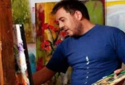 Poti face bani din arta? Povestea pictorului roman care se inspira din videoclipuri cu Miley Cyrus si are clienti din Facebook