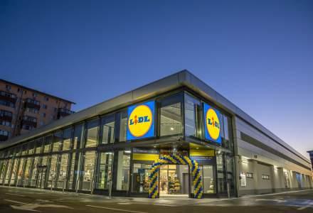 Lidl deschide un nou magazin în București