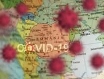 COVID-19: Județele cu cele...
