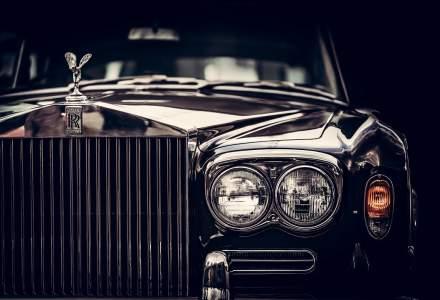 Rolls-Royce anunţă că cererea pentru automobilele de lux şi-a revenit, grație vânzărilor din Asia