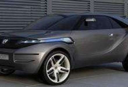 Conceptul Crossover Dacia Duster vine cu o motorizare diesel de 105 CP