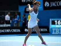 Simona Halep face istorie in...