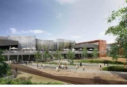 Sonae Sierra a inceput constructia mallului de 180 mil. euro din Titan
