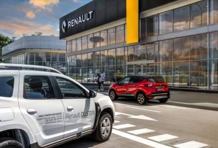 Renault vrea să se reorganizeze Dacia și alte trei mărci