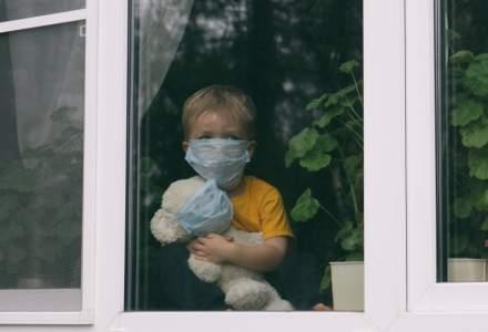 Coronavirus: Copiii pot avea în acelaşi timp atât anticorpi, cât şi SARS-CoV-2