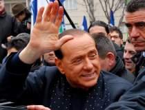 Doi copii ai lui Berlusconi...