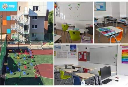 Primele cazuri de COVID-19 într-o școală din București