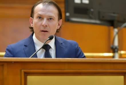 Florin Cîţu: Revenirea în 'V' a economiei este o certitudine
