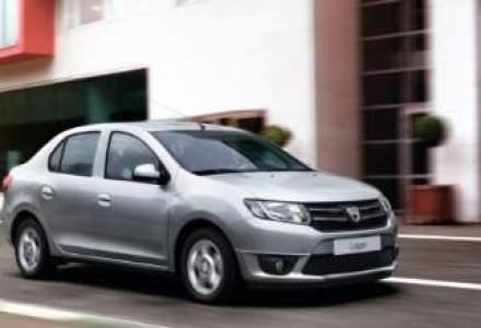 Vanzarile de modele Dacia sub brandul Renault: 600.000 de unitati in 2013