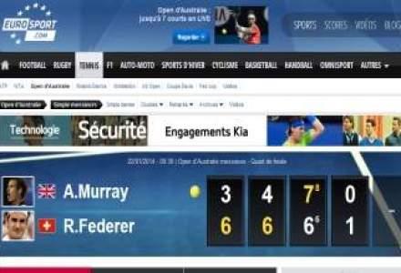Discovery preia controlul in Eurosport