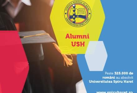 (P) Poveşti de succes ale absolvenţilor Universităţii Spiru Haret