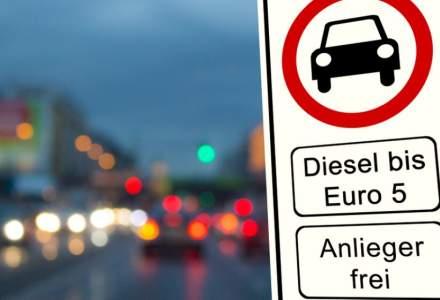 În ce orașe din Europa sunt interzise mașinile diesel