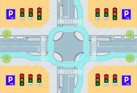 Cum vor arăta pistele de biciclete în București