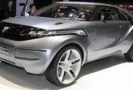 Dacia a prezentat crossover-ul Duster Concept la Geneva