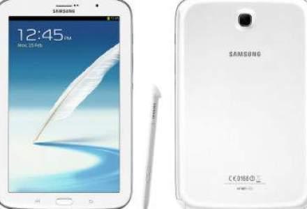 Review Samsung Galaxy Note 8.0 - pentru ca stylus