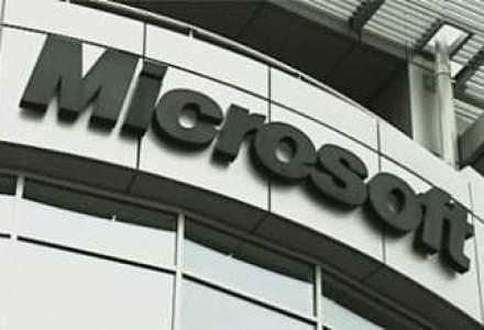 Microsoft a inregistrat vanzari record si profit in crestere