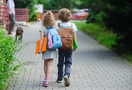 Elevii de la început de ciclu școlar sunt obligați să prezinte o adeverință medicală la începutul anului școlar