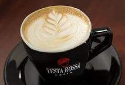 A doua cafenea Testa Rossa, deschisa in Baneasa Shopping City