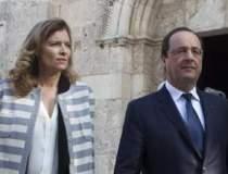 Hollande si Trierweiler s-ar...