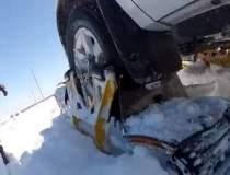 Masina care sfideaza iarna:...