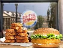 Burger King deschide o nouă...