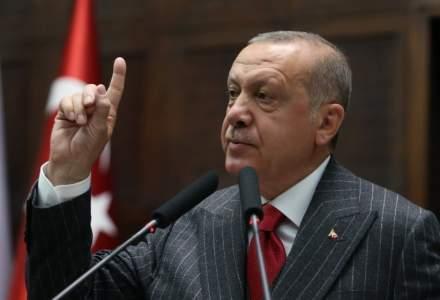 Recep Erdogan îl avertizează pe Emmanuel Macron să nu caute ceartă cu Turcia