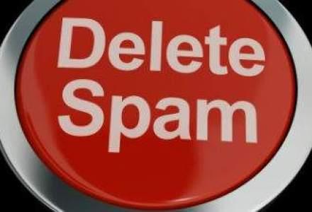 Romania, in topul tarilor cu cele mai multe mesaje spam trimise in 2013