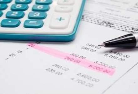 Creditul pentru populatie si firme a scazut anul trecut cu 3,3%