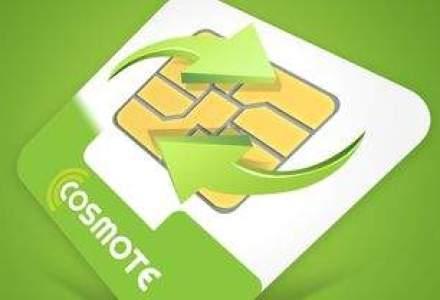 Cosmote a lansat o aplicatie care permite utilizatorilor sa reincarce creditul clientilor prepaid