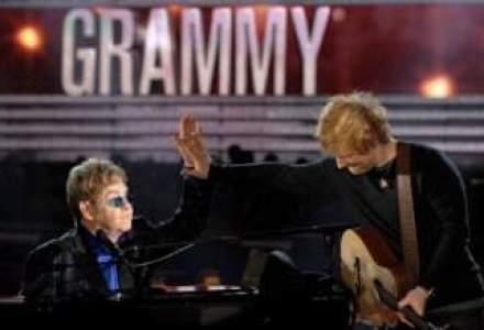 Grammy 2014, a doua cea mai vizionata gala in ultimii 21 de ani