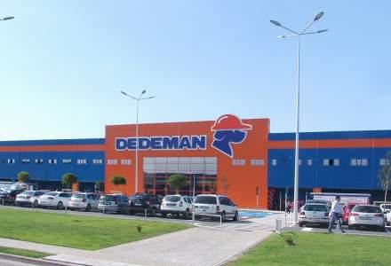 Dedeman deschide al 7-lea magazin din București