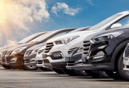 România și Estonia, cel mai mare decin al vânzărilor auto din UE