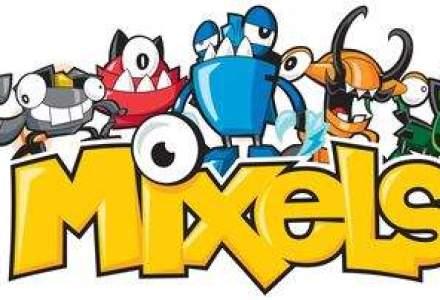 Cartoon Network si Lego lanseaza Mixels, o serie de scurtmetraje animate