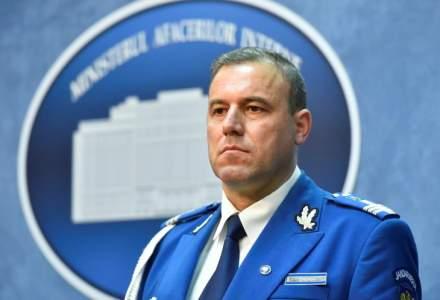 Șeful Jandarmeriei Române, audiat la DNA pentru încasarea ilegală a orelor suplimentare