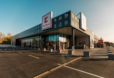 Kaufland deschide un nou magazin și angajează peste 100 de persoane