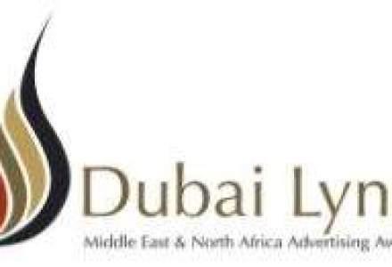 Trei romani pe lista scurta a juratilor Dubai Lynx